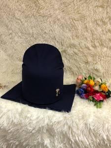 Шапка и шарф Хомут У8399