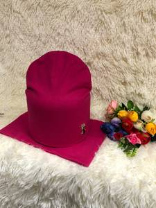 Шапка и шарф Хомут У8401
