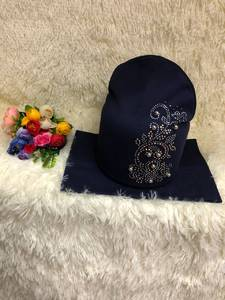 Шапка и шарф Хомут У8412