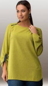 Блуза нарядная Х6872