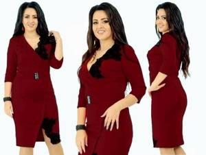 Платье короткое нарядное деловое Х1580