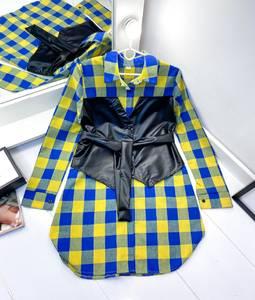 Платье короткое нарядное А36609