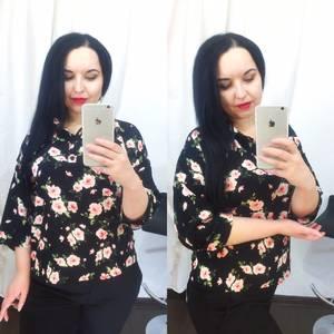 Блуза нарядная Х5689