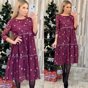 Платье короткое современное Х0040