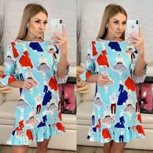 Платье Х6104