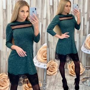 Платье короткое нарядное современное Х0049