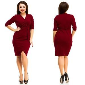 Платье короткое нарядное Х0032