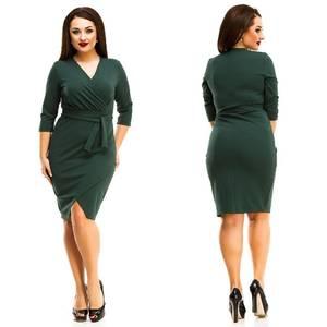 Платье короткое нарядное Х0033