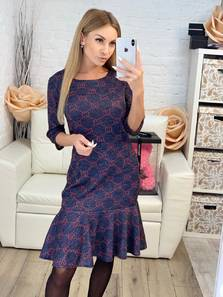 Платье Х4689