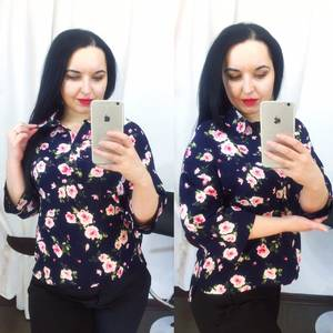 Блуза нарядная Х5688