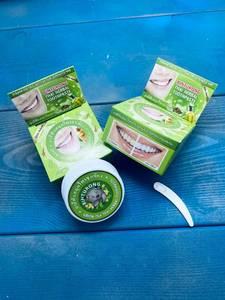 Зубная паста с экстрактом зеленого чая А01444