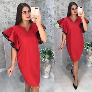 Платье короткое летнее Ч5084