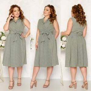 Платье короткое нарядное А48176