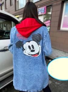 Джинсовая куртка А55119