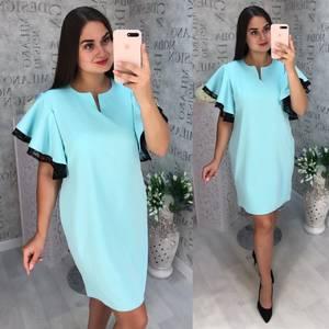 Платье короткое летнее Ч5085