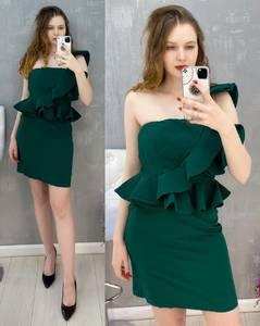 Платье нарядное короткое А36801