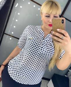 Блуза нарядная Ц9241