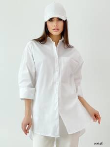 Рубашка однотонная А33887