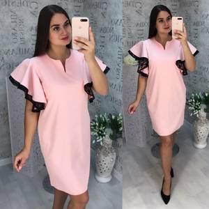 Платье короткое летнее Ч5086