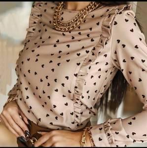 Блуза с длинным рукавом А47187