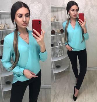 Блуза для офиса Ц5551