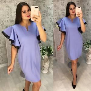 Платье короткое летнее Ч5087