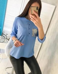 Блуза летняя Ц6392