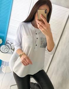 Блуза летняя Ц6394