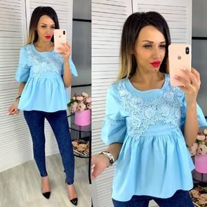 Блуза летняя Ц5582