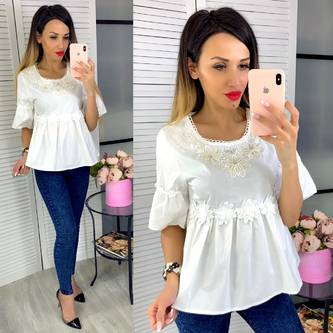 Блуза летняя Ц5586