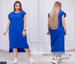 Платье короткое летнее Ч5091