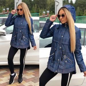 Джинсовая куртка Ф0307
