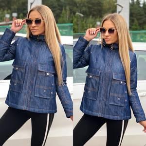 Джинсовая куртка Ф0309