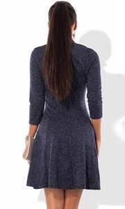 Платье короткое нарядное с рукавом 3/4 Ф8201