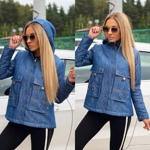 Джинсовая куртка Ф0310