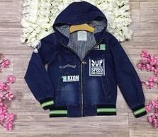 Джинсовая куртка Я3004