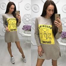 Платье-туника Ф5437