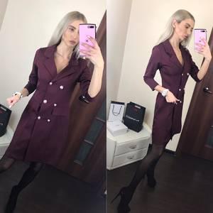 Платье короткое с рукавом 3/4 элегантное Ф6395