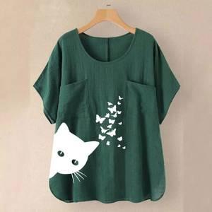 Блуза летняя А40605