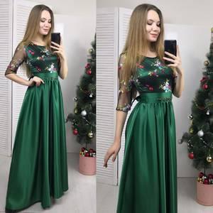 Платье длинное вечернее Ф6175