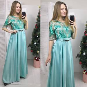 Платье длинное вечернее Ф6176