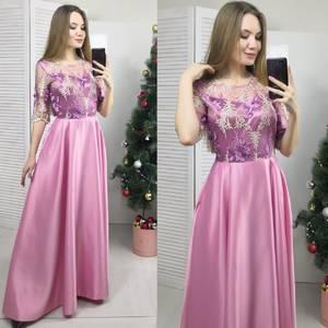 Платье длинное вечернее Ф6177