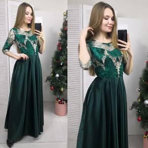 Платье длинное вечернее Ф6178