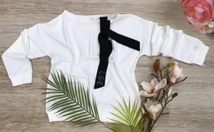 Блуза белая А25306