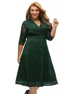 Платье короткое вечернее однотонное Ф7542