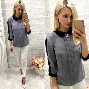 Блуза для офиса Ф0771