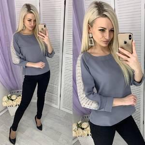 Блуза с коротким рукавом Х5213