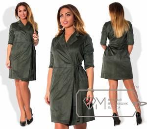 Платье короткое нарядное однотонное Х0170