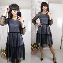 Платье Ф7308