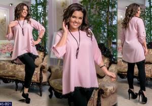 Блуза нарядная Ц3624